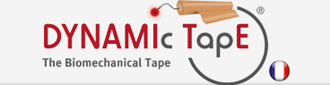 Dynamic tape/ Bande Taping